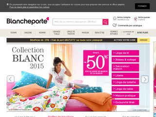 Code promo pour blancheporte coupons codes et r ductions - Codes reduction blanche porte ...