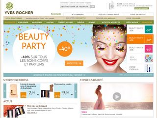 Yves Rocher discounts